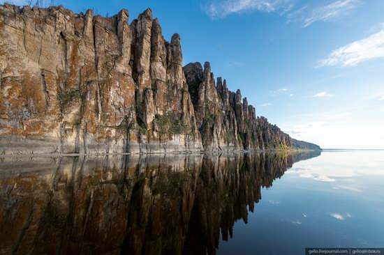 Lena Pillars, Yakutia, Russia, photo 2