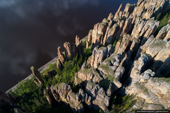 Lena Pillars, Yakutia, Russia, photo 20