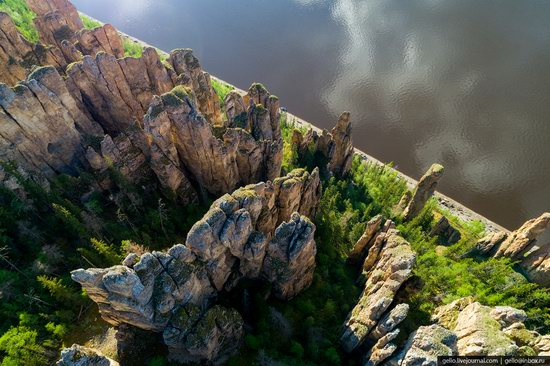Lena Pillars, Yakutia, Russia, photo 21