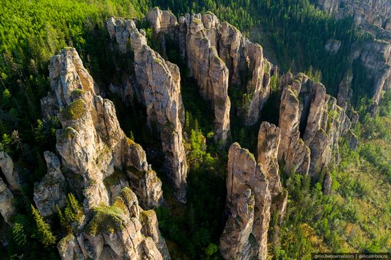 Lena Pillars, Yakutia, Russia, photo 22