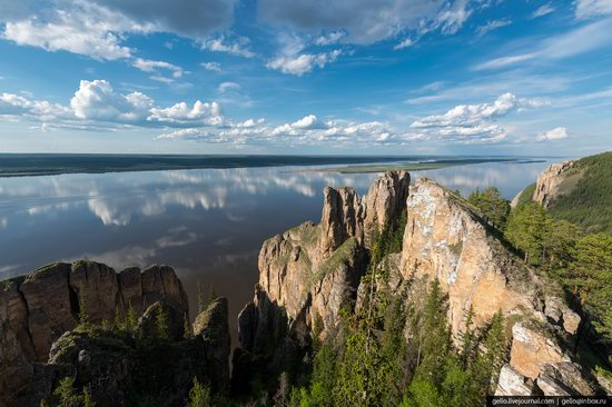 Lena Pillars, Yakutia, Russia, photo 23