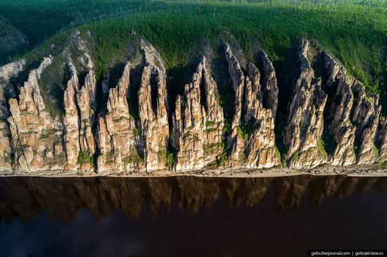 Lena Pillars, Yakutia, Russia, photo 4