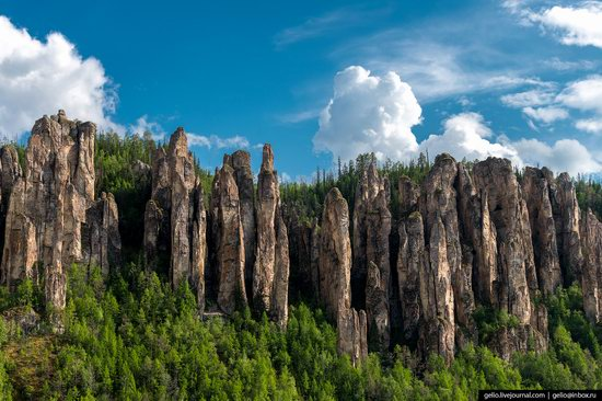 Lena Pillars, Yakutia, Russia, photo 5