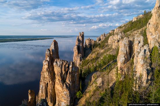 Lena Pillars, Yakutia, Russia, photo 8