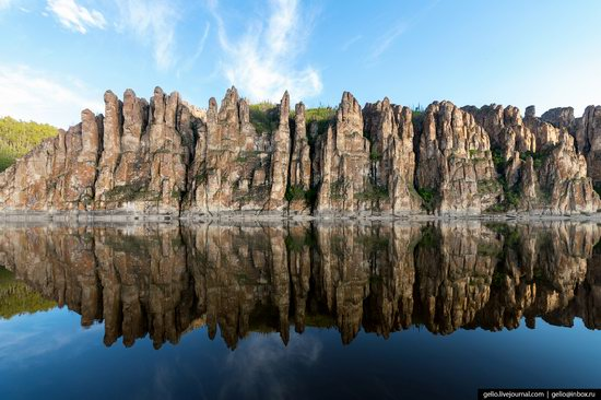 Lena Pillars, Yakutia, Russia, photo 9