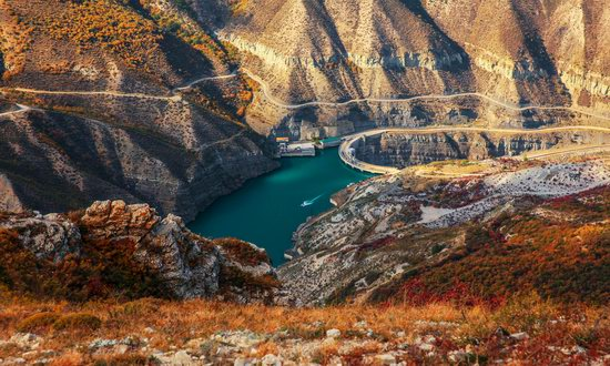 Sulak Canyon, Dagestan, Russia - the Deepest Canyon in Europe, photo 1