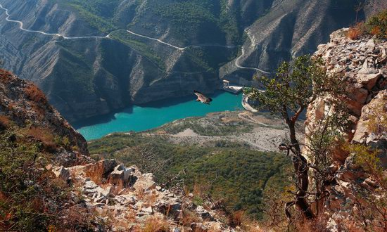 Sulak Canyon, Dagestan, Russia - the Deepest Canyon in Europe, photo 11