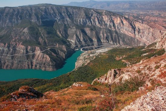 Sulak Canyon, Dagestan, Russia - the Deepest Canyon in Europe, photo 12
