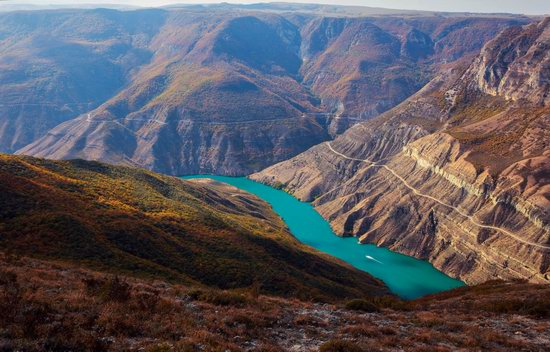 Sulak Canyon, Dagestan, Russia - the Deepest Canyon in Europe, photo 2