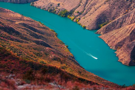 Sulak Canyon, Dagestan, Russia - the Deepest Canyon in Europe, photo 3