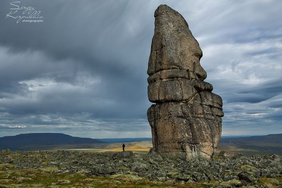 The cliffs of the Ulakhan-Sis Range, Yakutia, Russia, photo 10