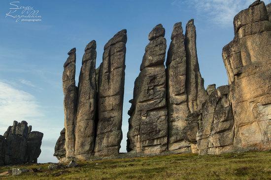 The cliffs of the Ulakhan-Sis Range, Yakutia, Russia, photo 18