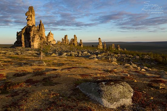 The cliffs of the Ulakhan-Sis Range, Yakutia, Russia, photo 21