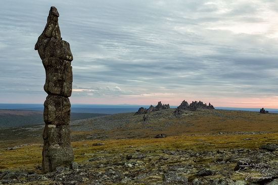 The cliffs of the Ulakhan-Sis Range, Yakutia, Russia, photo 7
