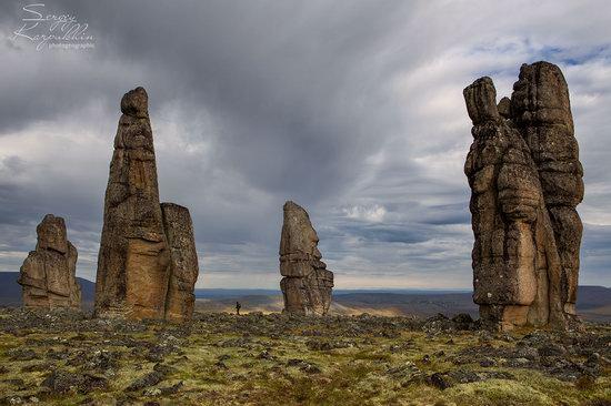 The cliffs of the Ulakhan-Sis Range, Yakutia, Russia, photo 9