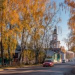 Nerekhta – a picturesque old Russian provincial town