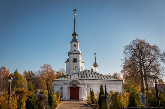 Nerekhta, Kostroma Oblast, Russia, photo 11