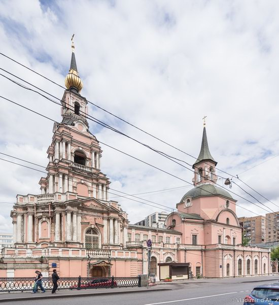Peter and Paul Church, Moscow, Russia, photo 1