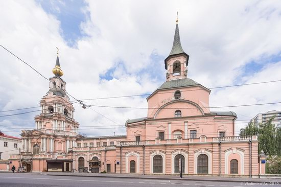Peter and Paul Church, Moscow, Russia, photo 12