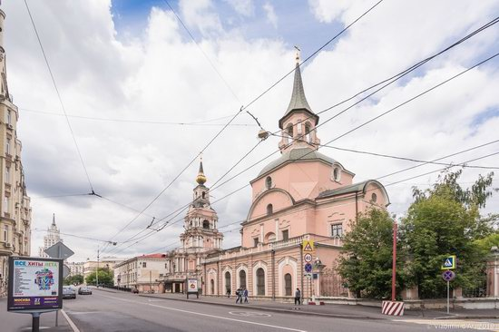 Peter and Paul Church, Moscow, Russia, photo 13