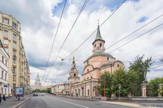 Peter and Paul Church, Moscow, Russia, photo 14