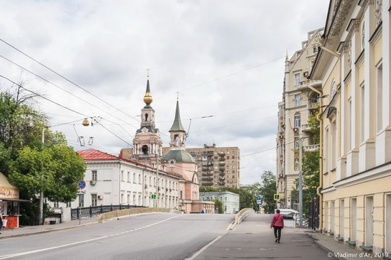 Peter and Paul Church, Moscow, Russia, photo 3