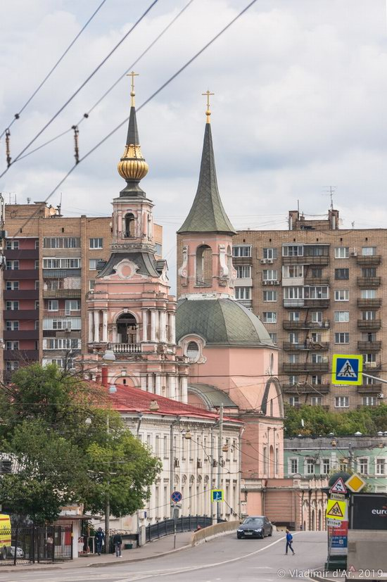 Peter and Paul Church, Moscow, Russia, photo 4