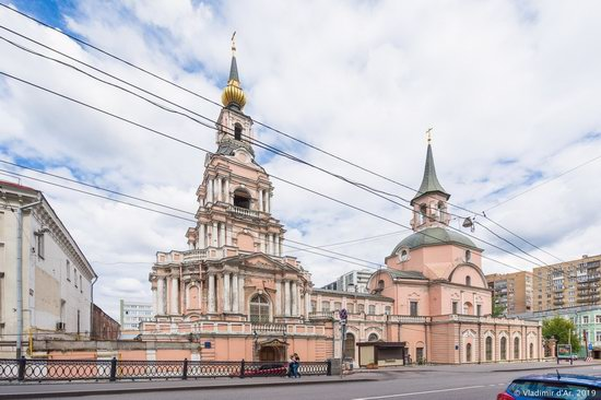 Peter and Paul Church, Moscow, Russia, photo 5