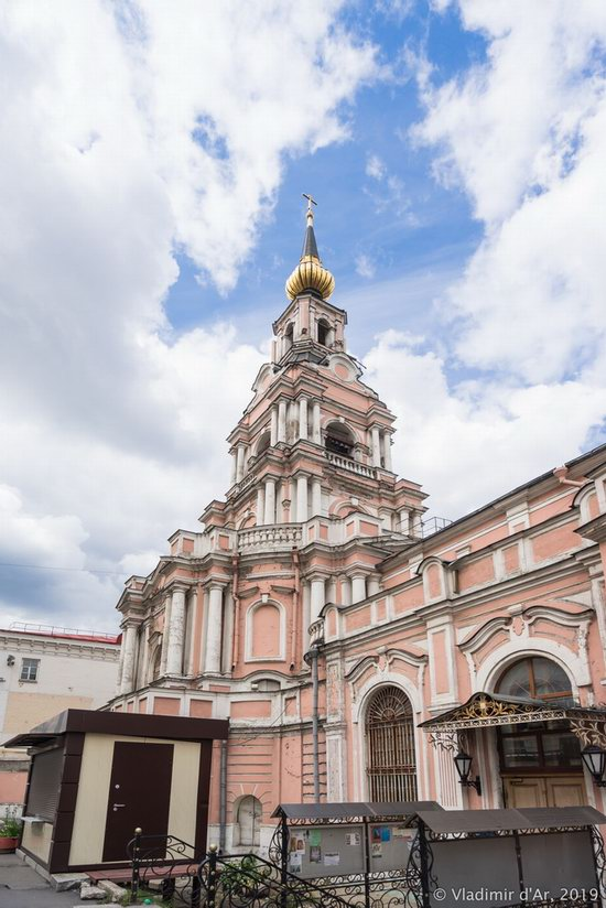 Peter and Paul Church, Moscow, Russia, photo 7