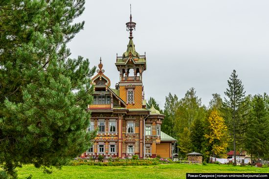 Astashovo Palace - One of the Best Wooden Houses in Russia, photo 1