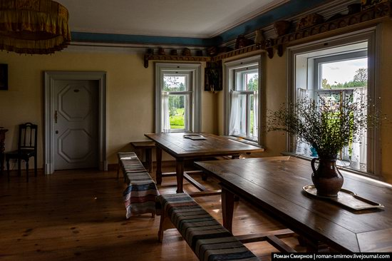Astashovo Palace - One of the Best Wooden Houses in Russia, photo 15