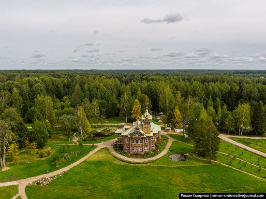 Astashovo Palace - One of the Best Wooden Houses in Russia, photo 4