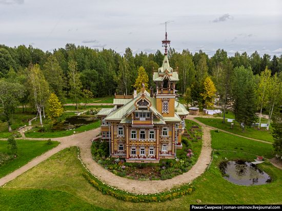 Astashovo Palace - One of the Best Wooden Houses in Russia, photo 6