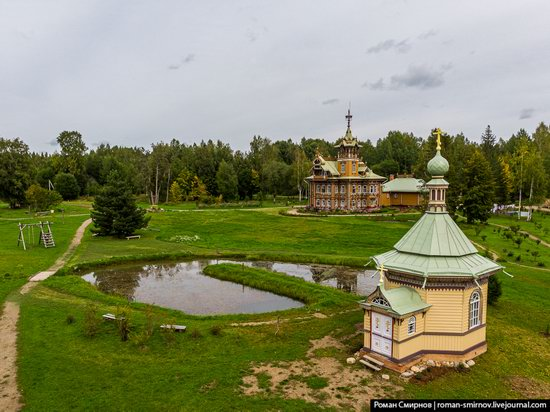 Astashovo Palace - One of the Best Wooden Houses in Russia, photo 7