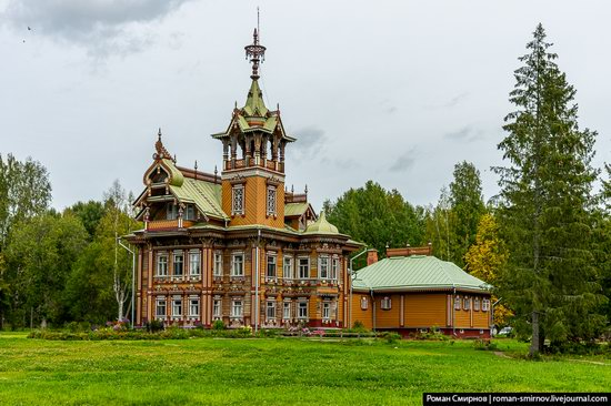 Astashovo Palace - One of the Best Wooden Houses in Russia, photo 8