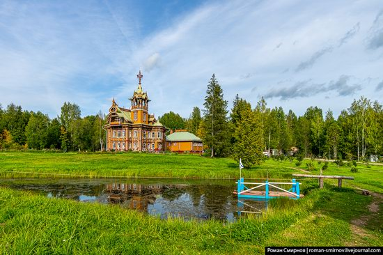 Astashovo Palace - One of the Best Wooden Houses in Russia, photo 9