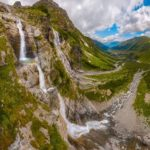 The Beauty of Sofia Falls in Karachay-Cherkessia