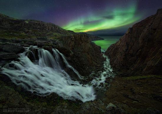 Northern Lights in Teriberka, Murmansk Oblast, Russia, photo 10
