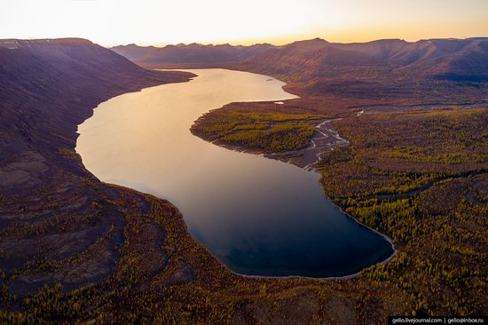 Putorana Plateau, Krasnoyarsk Krai, Russia, photo 16
