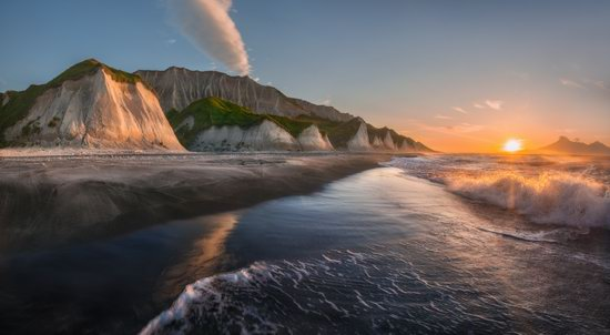 Beautiful Landscapes of Iturup Island, Sakhalin Oblast, Russia, photo 1