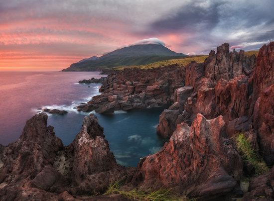 Beautiful Landscapes of Iturup Island, Sakhalin Oblast, Russia, photo 9