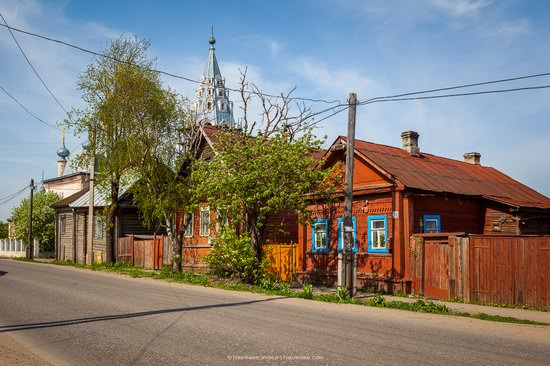 Old Buildings of Galich, Kostroma Oblast, Russia, photo 1