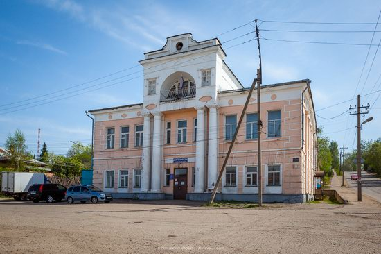 Old Buildings of Galich, Kostroma Oblast, Russia, photo 11