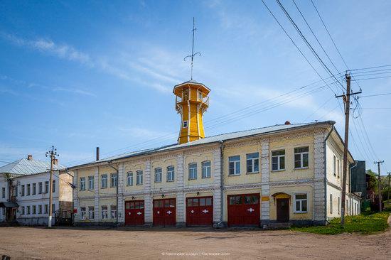 Old Buildings of Galich, Kostroma Oblast, Russia, photo 12
