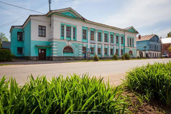 Old Buildings of Galich, Kostroma Oblast, Russia, photo 14