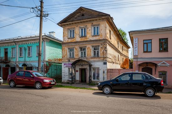Old Buildings of Galich, Kostroma Oblast, Russia, photo 17