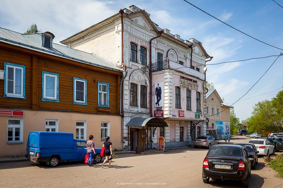 Old Buildings of Galich, Kostroma Oblast, Russia, photo 18