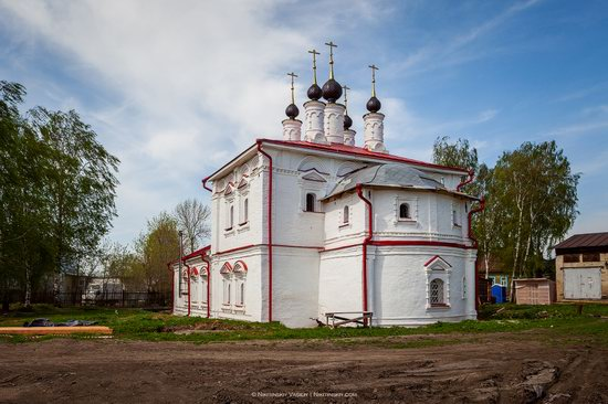 Old Buildings of Galich, Kostroma Oblast, Russia, photo 19