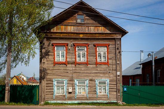 Old Buildings of Galich, Kostroma Oblast, Russia, photo 2
