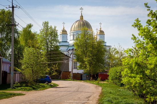 Old Buildings of Galich, Kostroma Oblast, Russia, photo 4